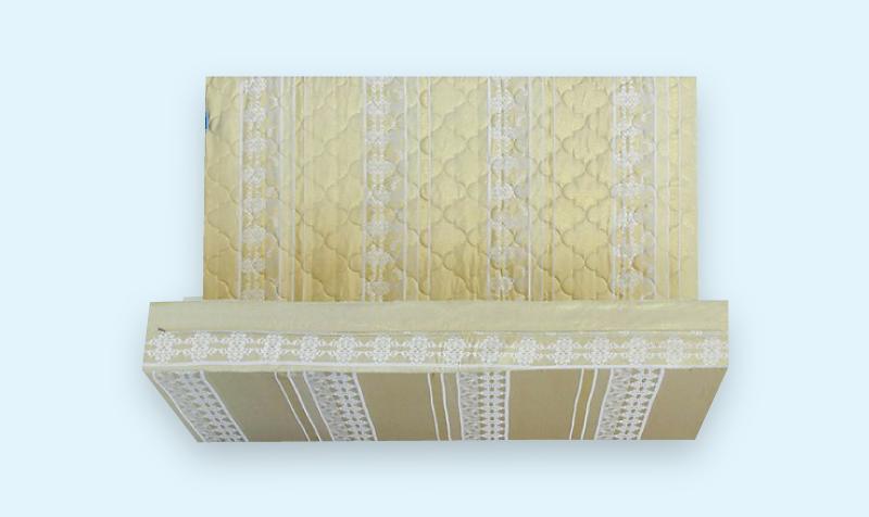 Nệm bông ép Everon Ceramic trần gòn