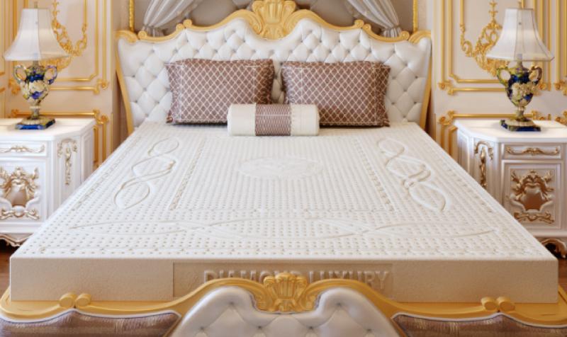 Nệm cao su Kim Cương Luxury