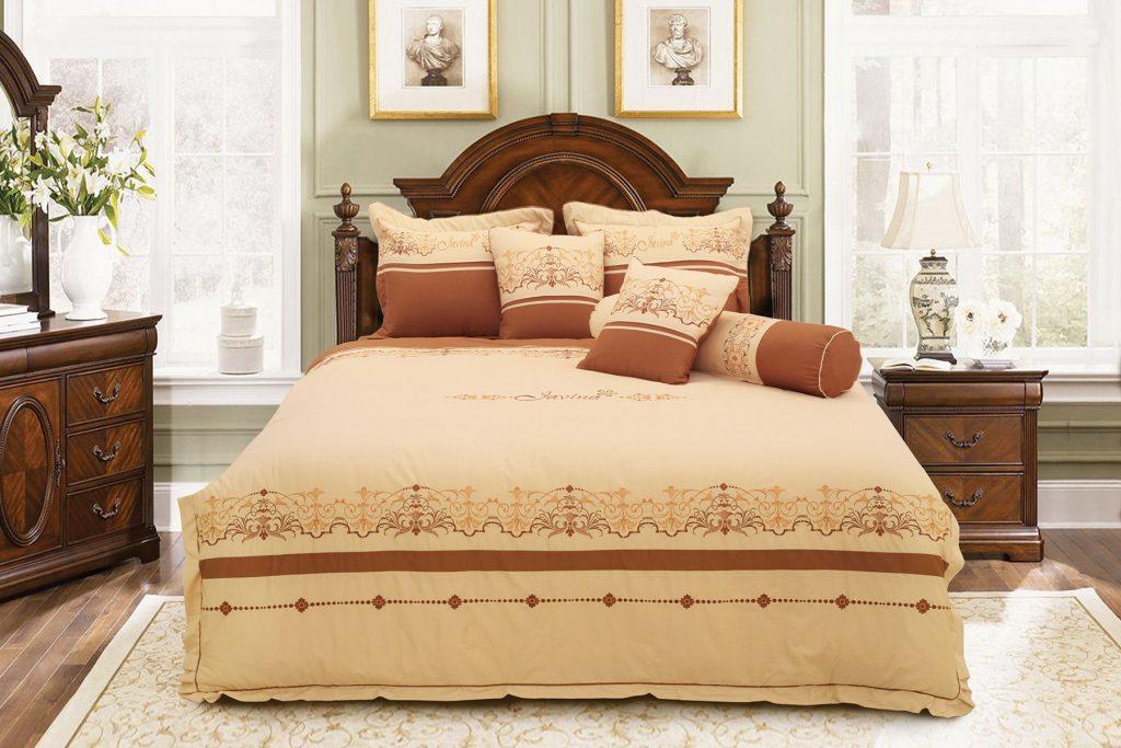 màu sắc phòng ngủ cho người mệnh mộc