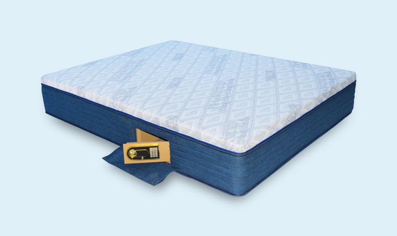 Nệm lò xo két Organic Sleep
