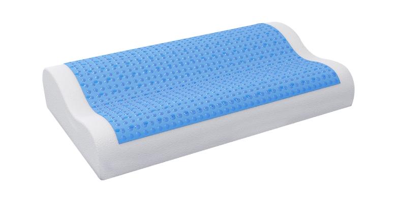Gối cao su Kim Cương Gel Siny Pillow