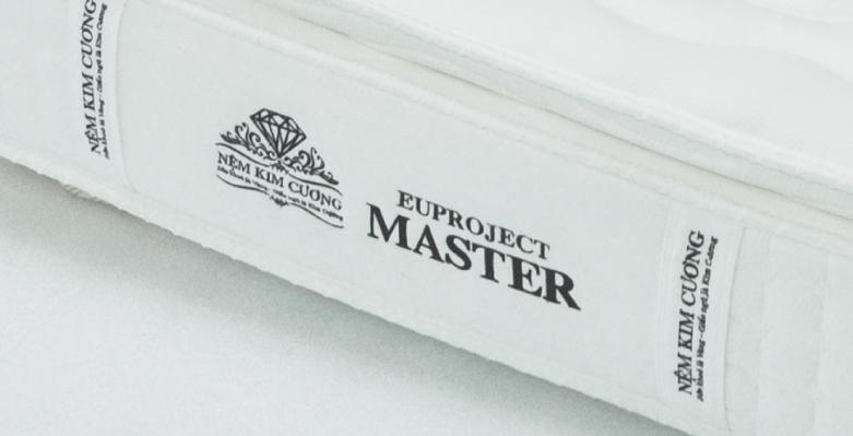 Nệm Kim Cương Euproject Master